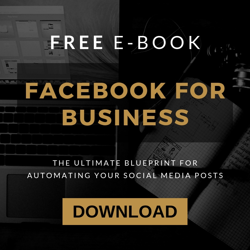 Facebook For Business Blueprint - Free Download