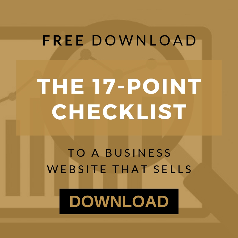 Website Checklist To Sell More - Free Download